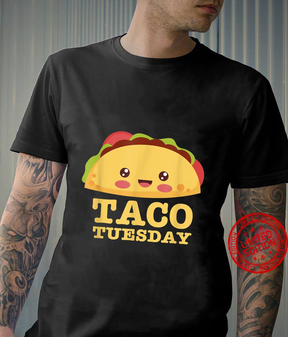 Taco Tuesday Tacos &Amp; Mexican Foods Shirt Masswerks Store