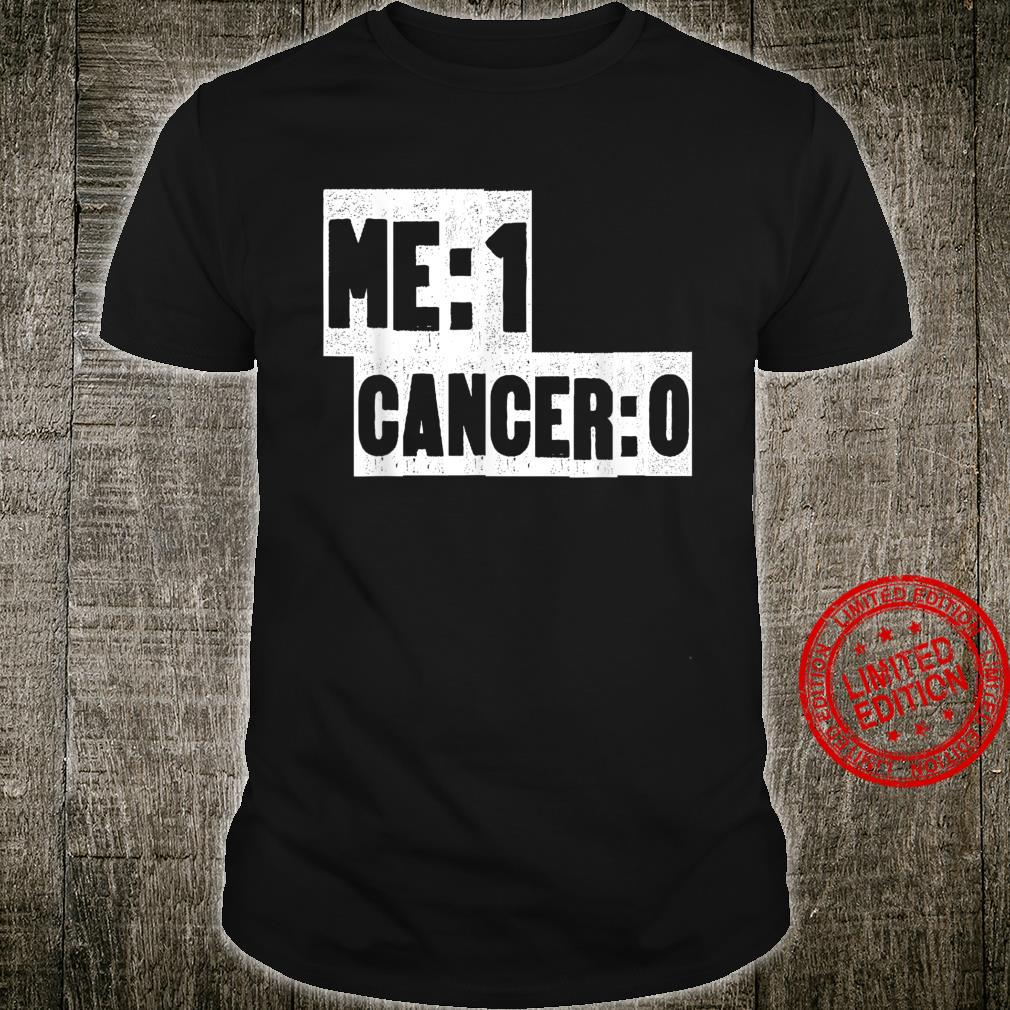 Breast Cancer Defeated Shirt